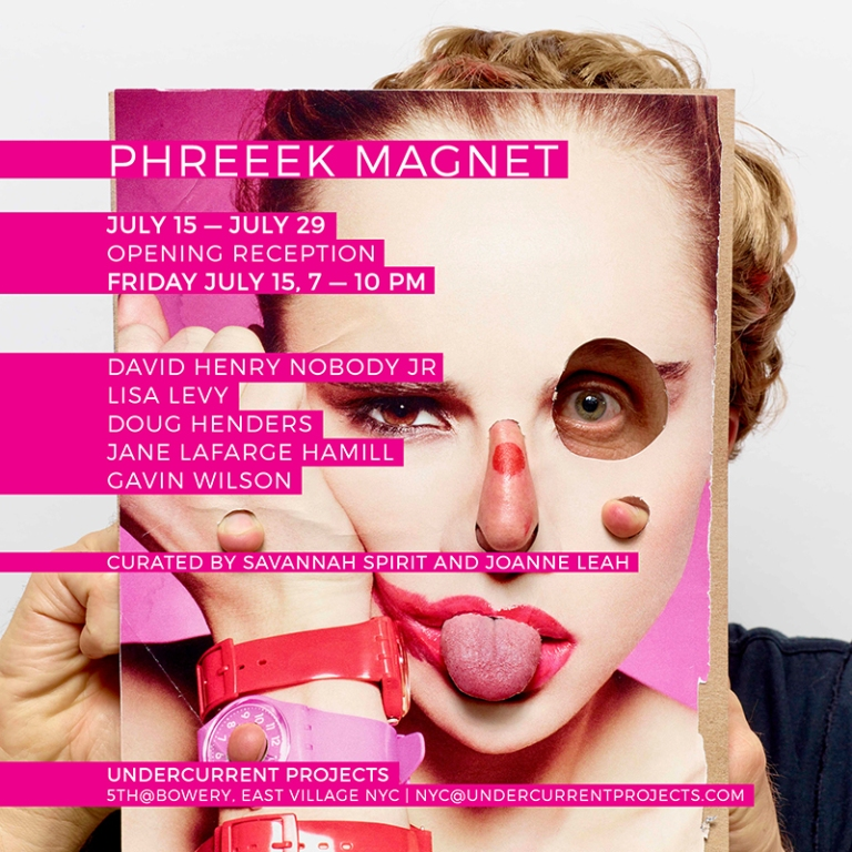Phreek Magnet Announcement COLOR