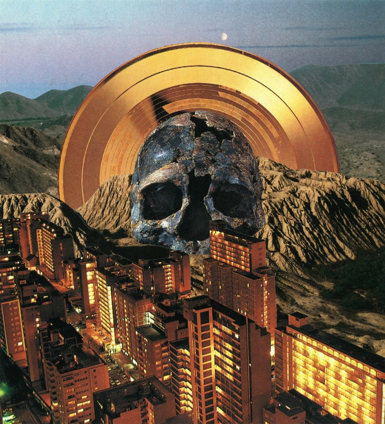 jesse treece - city of the dead