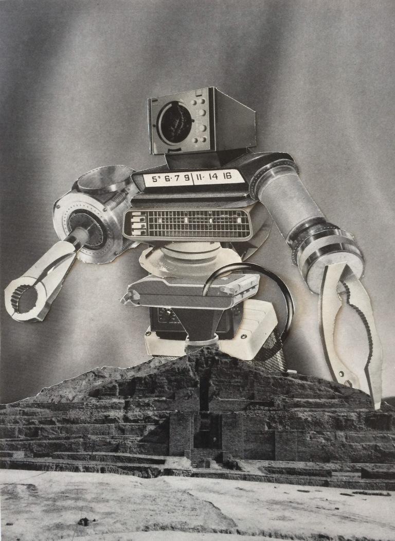 Joseph Karwacki - Preservation-Restoration Robot